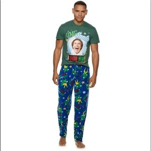 Buddy The Elf OMG Pajamas Holiday